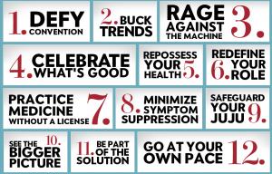 101 revolutionary ways to be healthy