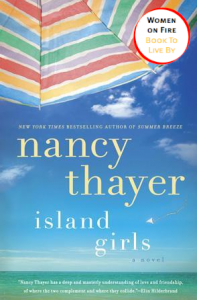 Island Girls By Nancy Thayer WOF Book To LIVE BY