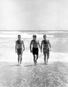 Presidents going for a swim via Buzzfeed- image via blogs.palmbeachpost.com