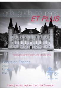Girls Guide To Paris New E-Zine