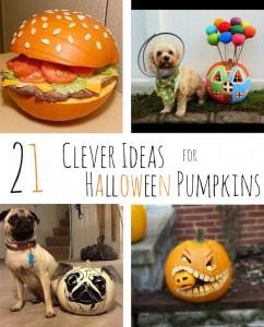 21 Creative ideas for Halloween Pumpkins- Buzzfeed