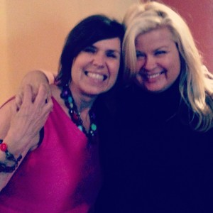Want to meet Oprah's #2? Head on over to www.debbiephillips.com to meet our favorite Woman on Fire- Sheri Salata