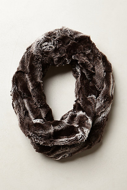 Fur Cowl Neck from Anthropologie