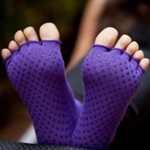 Toezies- workout socks