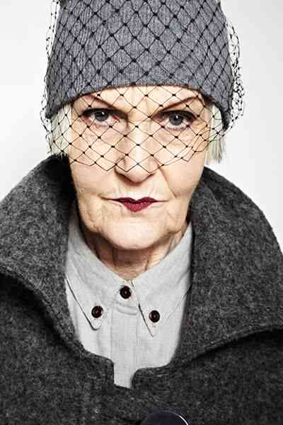 Inspiring older women dressing the way they want- Bust Magazine
