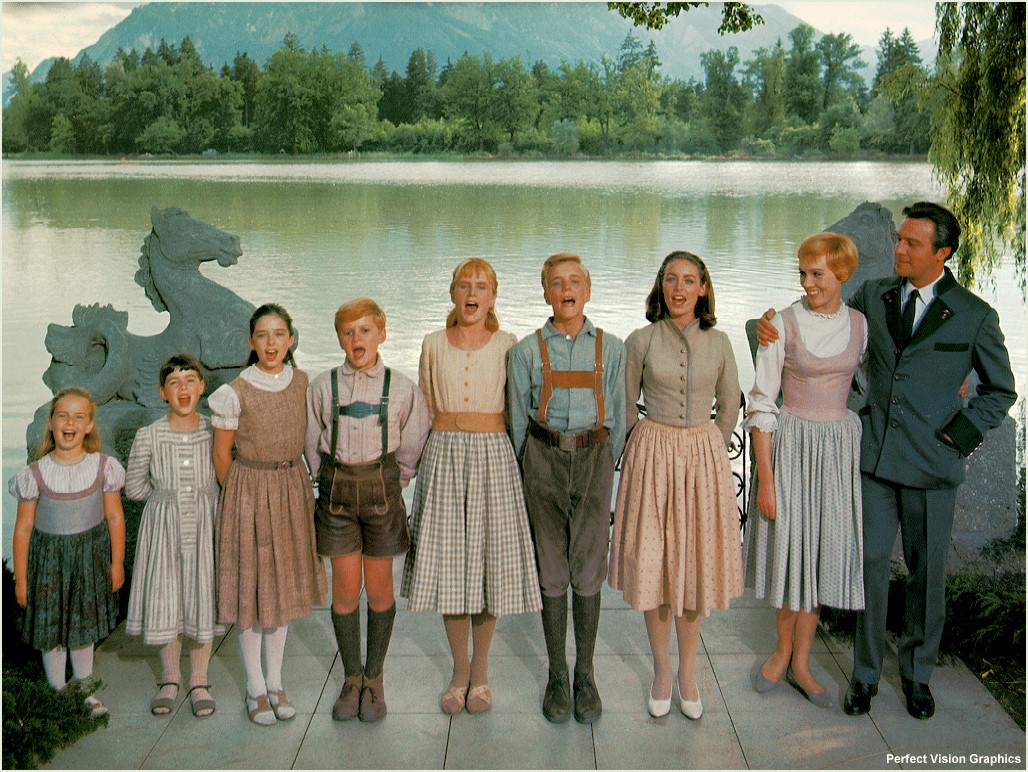 What Happened to the cast of The Sound Of Music
