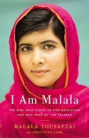 I am Malala by Malala Yousafazi