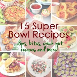 15 Super Bowl Recipes from Iowa Girl Eats