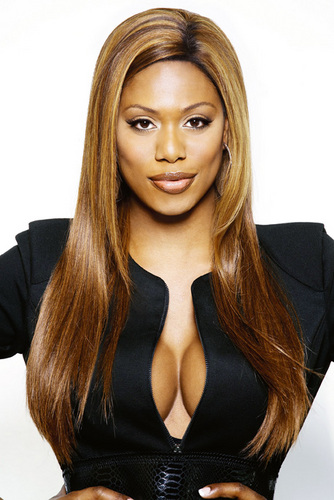 Laverne Cox  #7 on Women on Fire's list of the 10 Women who set 2013 On Fire photo by Dan Hallman