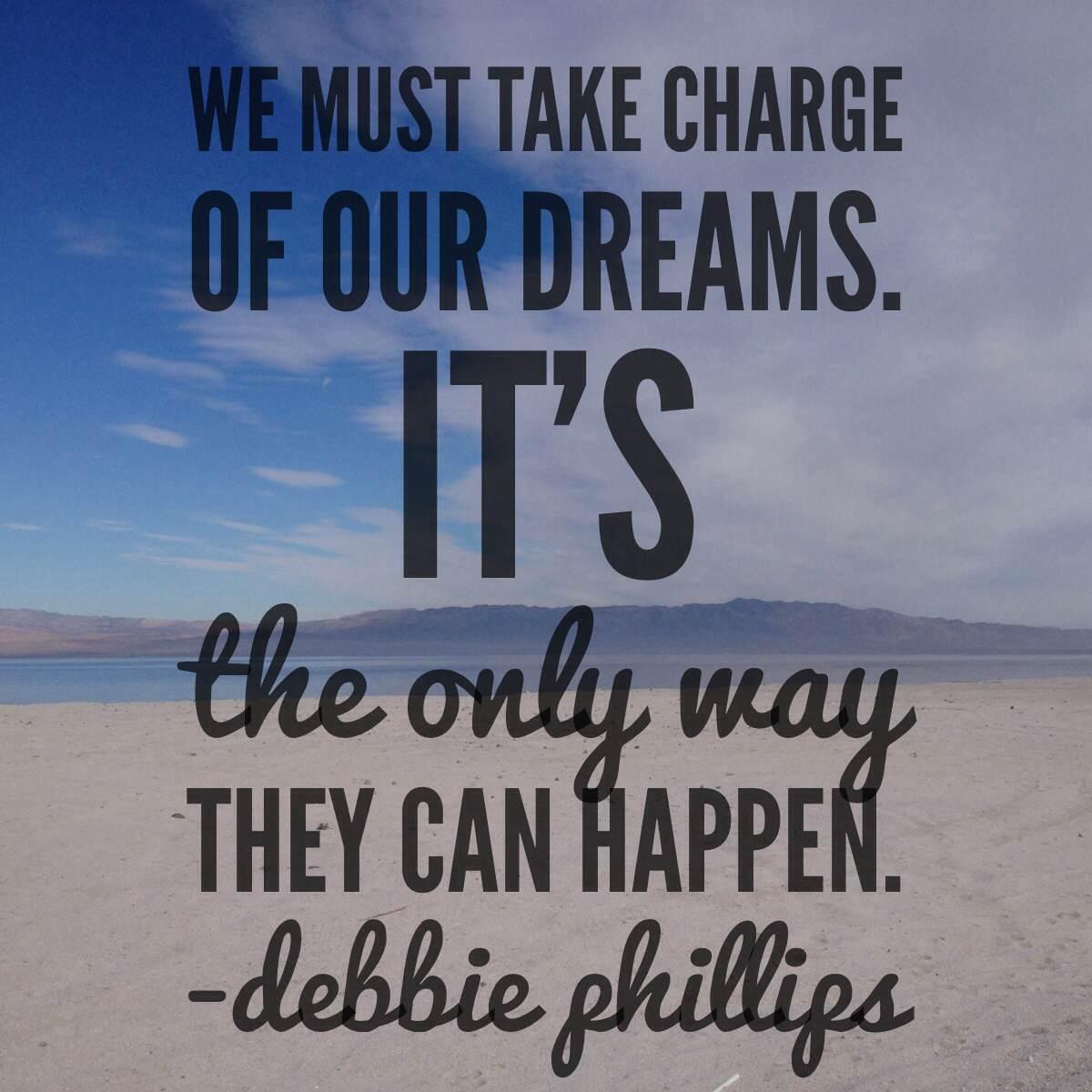 Strategies to help you follow your dreams- womenonfire.com