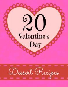20 Valentine's Day Dessert Recipes via Brit.Co