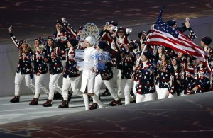 Best & Worst of Olympics Opening Ceremony Uniforms via Mashable