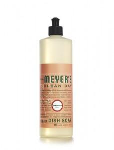 Mrs. Myer's Liquid Dish Soap
