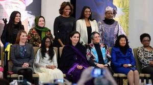 Women of Courage- Jewel Samadi AFP Getty Images