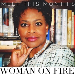 Woman on Fire- Mary Canty Merrill