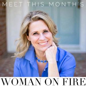 Sherrerd Hartness is a Woman on Fire- www.womenonfire.com