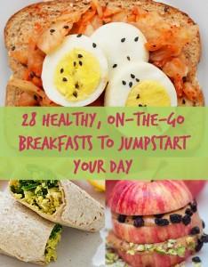 Deena Shanker 28 Healthy Breakfasts via Buzzfeed