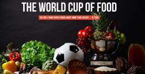 The World Cup of Food- Aljazeera:Ted Morrison