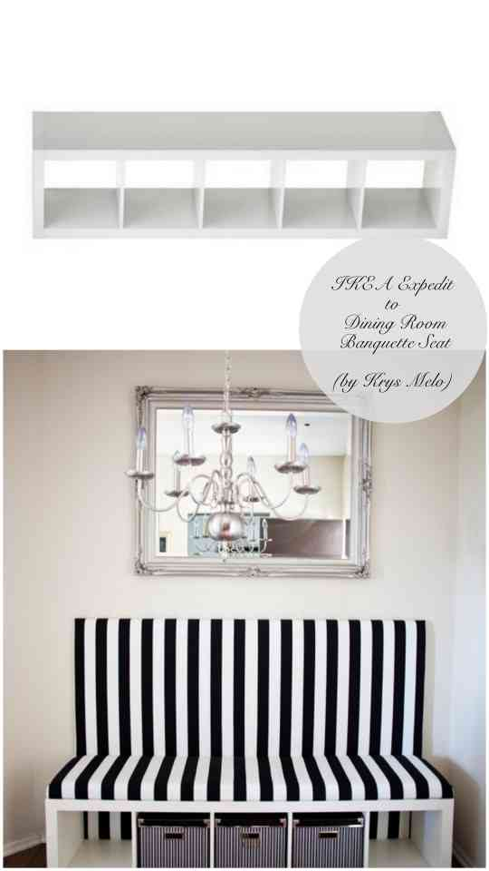 Ikea Hacks from LiveSimply By Annie