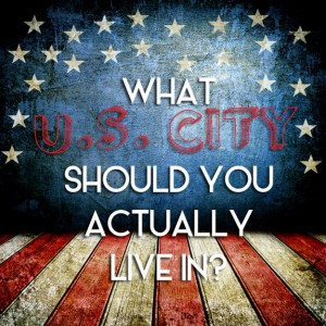 What US City should you actually Live In Jessica Misener