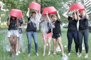 Elle.com takes the ALS strikeout challenge