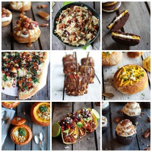 25 Favorite Fall Recipes via Half Baked Harvest
