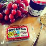sponsor bobo's oat bars