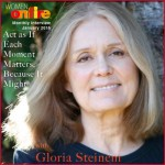 January 2016 Inner Circle Sneak Peak w/ Gloria Steinem