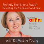 March 2017 Sneak Peek interview with Valerie Young