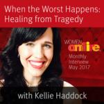 May 2017 Sneak Peek interview with Kellie Haddock