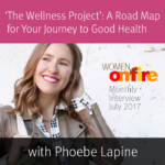 July 2017 Sneak Peek Interview with Phoebe Lapine
